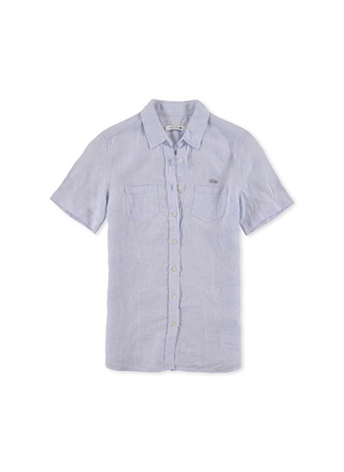 Lacoste Kadın  Gömlek CF5649K.5RV Beyaz